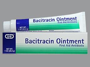 BACITRACIN Thuốc kháng sinh (2)