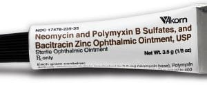 BACITRACIN Thuốc kháng sinh (3)