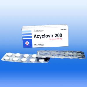 ACICLOVIRThuốc chống virus (1)