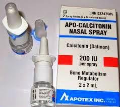 CALCITONIN Thuốc ức chế tiêu xương, chống loãng xương, chống tăng calci huyết (2)