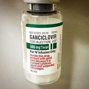 GANCICLOVIR Thuốc chống virus