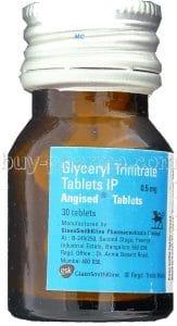 GLYCERYL TRINITRAT Thuốc giãn mạch.