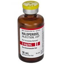 HALOPERIDOL Thuốc an thần kinh thuộc nhóm butyrophenon.