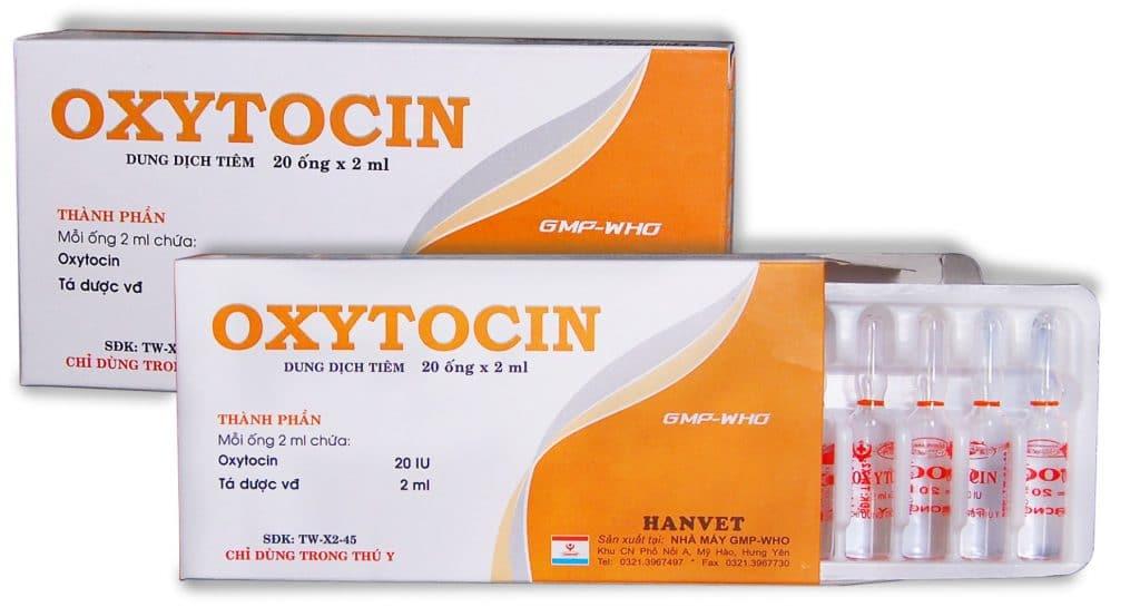 OXYTOCIN Thuốc thúc đẻ - Hormon thùy sau tuyến yên (2)