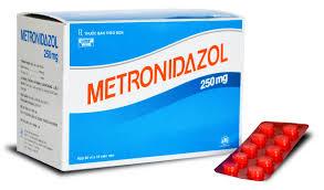 METRONIDAZOLThuốc kháng khuẩn, thuốc chống động vật nguyên sinh, thuốc kháng virus.