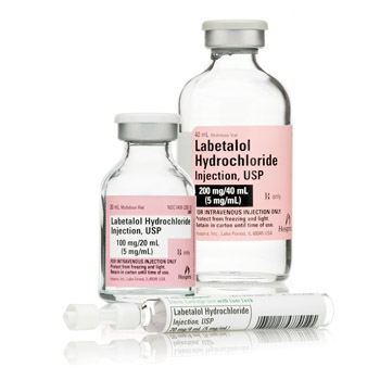 LABETALOL HYDROCLORIDThuốc chống tăng huyết áp; thuốc chẹn beta - không chọn lọc.