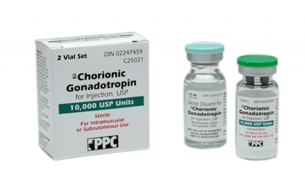 CHORIONIC GONADOTROPIN (2)