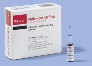 NALOXON Thuốc đối kháng opiat (3)