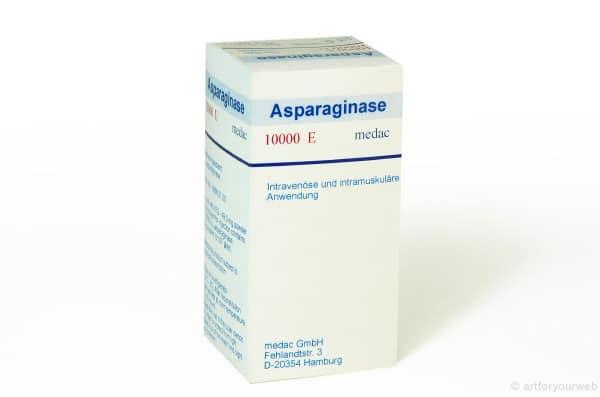 ASPARAGINASE Thuốc chống ung thư (1)