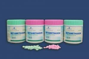 BETAMETHASON ThuốcGlucocorticoid (3)