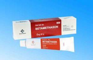 BETAMETHASON ThuốcGlucocorticoid (4)