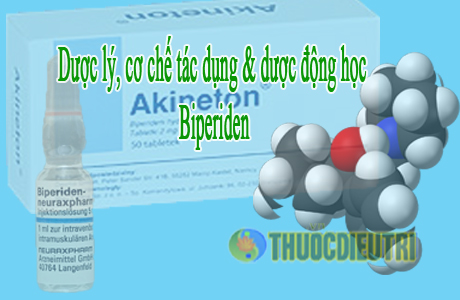 BIPERIDEN Thuốc điều trị bệnh Parkinson (1)