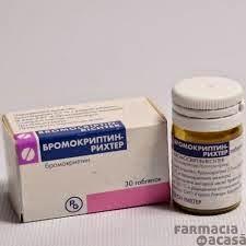 BROMOCRIPTIN Thuốc chủ vận đối với thụ thể dopamin; thuốc chống Parkinson (1)