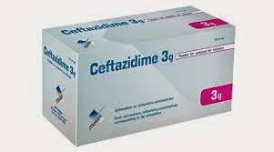 CEFTAZIDIM Kháng sinh cephalosporin thế hệ 3 (2)