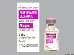 FLUPHENAZINThuốc chống loạn thần, thuốc an thần kinh nhóm phenothiazin liều thấp