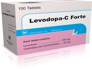 LEVODOPA Thuốc chống bệnh Parkinson, thuốc gây tiết dopamin.