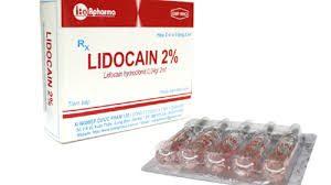 LIDOCAINThuốc tê, thuốc chống loạn nhịp nhóm 1B