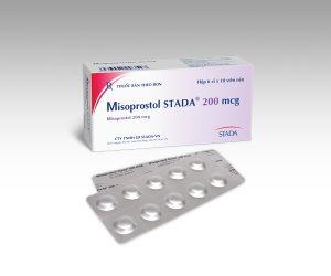 MISOPROSTOL Thuốc chất tương tự prostaglandin E1