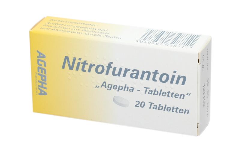 NITROFURANTOIN Thuốc nitrofuran kháng khuẩn đườngtiết niệu (1)