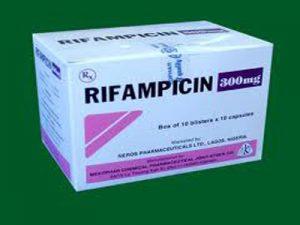 RIFAMPICIN thuốc Kháng sinh đặc trị lao và phong (1)