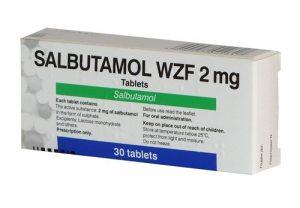 SALBUTAMOL thuốc kích thích giao cảm (1)