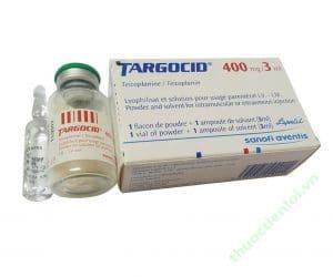 TEICOPLANIN Thuốc Kháng sinh glycopeptid