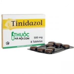 TINIDAZOL thuốc Kháng sinh