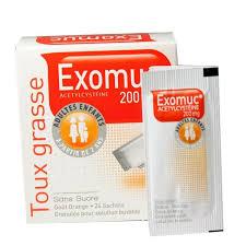 EXOMUC thuốc gì Công dụng và giá thuốc EXOMUC (2)