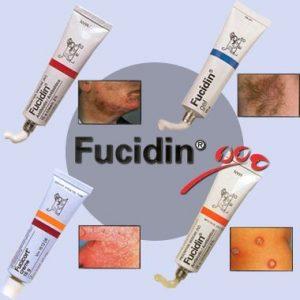FUCIDIN thuốc gì Công dụng và giá thuốc FUCIDIN (1)
