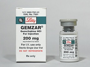 GEMZAR thuốc gì Công dụng và giá thuốc GEMZAR (3)