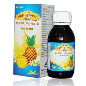 GROVIT - GROVIT PLUS thuốc gì Công dụng và giá thuốc GROVIT - GROVIT PLUS