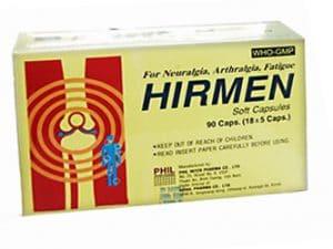 HIRMEN thuốc gì Công dụng và giá thuốc HIRMEN