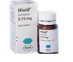 HIVID thuốc gì Công dụng và giá thuốc HIVID (1)