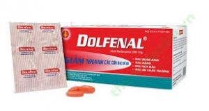 DOLFENAL thuốc gì Công dụng và giá thuốc DOLFENAL (2)