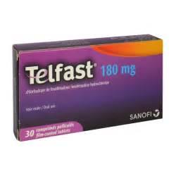 TELFAST thuốc gì Công dụng và giá thuốc TELFAST (1)