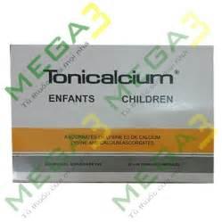 TONICALCIUM thuốc gì Công dụng và giá thuốc TONICALCIUM (1)