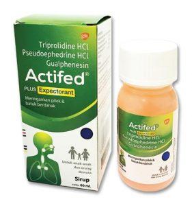 ACTIFED thuốc gì Công dụng và giá thuốc ACTIFED