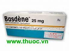 BASDENE thuốc gì Công dụng và giá thuốc BASDENE