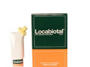 LOCABIOTAL 1% thuốc gì Công dụng và giá thuốc LOCABIOTAL 1%
