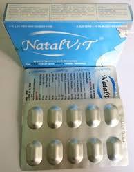 NATALVIT thuốc gì Công dụng và giá thuốc NATALVIT (1)