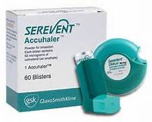 SEREVENT thuốc gì Công dụng và giá thuốc SEREVENT (1)