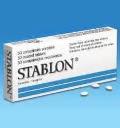 STABLON thuốc gì Công dụng và giá thuốc STABLON (2)
