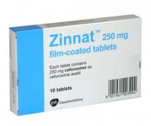ZINNAT thuốc gì Công dụng và giá thuốc ZINNAT (3)