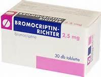BROMOCRIPTIN – Richter thuốc gì Công dụng và giá thuốc BROMOCRIPTIN – Richter (1)