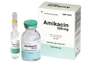 AMIKACIN INJECTION MEIJI thuốc gì Công dụng và giá thuốc AMIKACIN INJECTION MEIJI