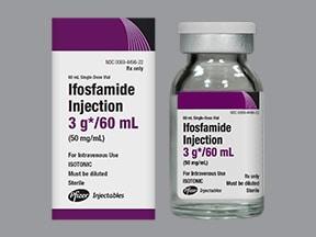 IFOSFAMIDE Thuốc Chống Ung Thư, Chất Alkyl Hóa, Mù Tạc Nitrogen (3)
