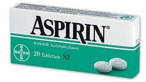 ACID ACETYLSALICYLIC (ASPIRIN) Thuốc giảm đau, hạ sốt, chống viêm (2)