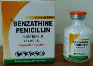BENZATHIN PENICILIN GKháng sinh họ beta - lactam (nhóm penicilin) (3)