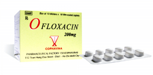 OFLOXACIN Kháng sinh nhóm quinolon (1)
