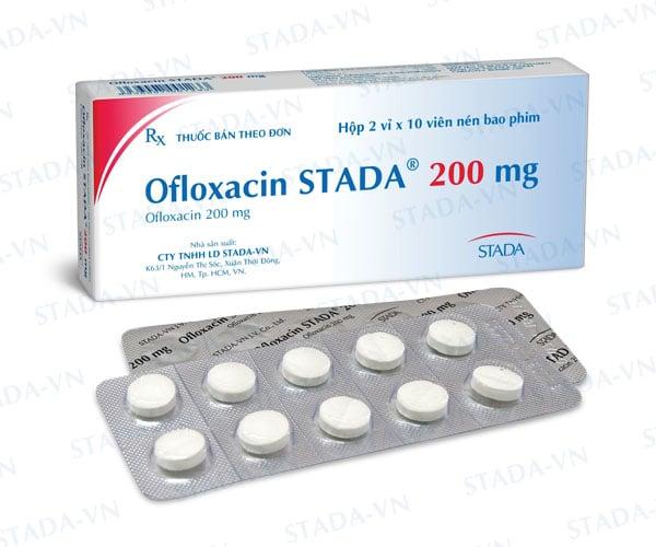 OFLOXACIN Kháng sinh nhóm quinolon (2)